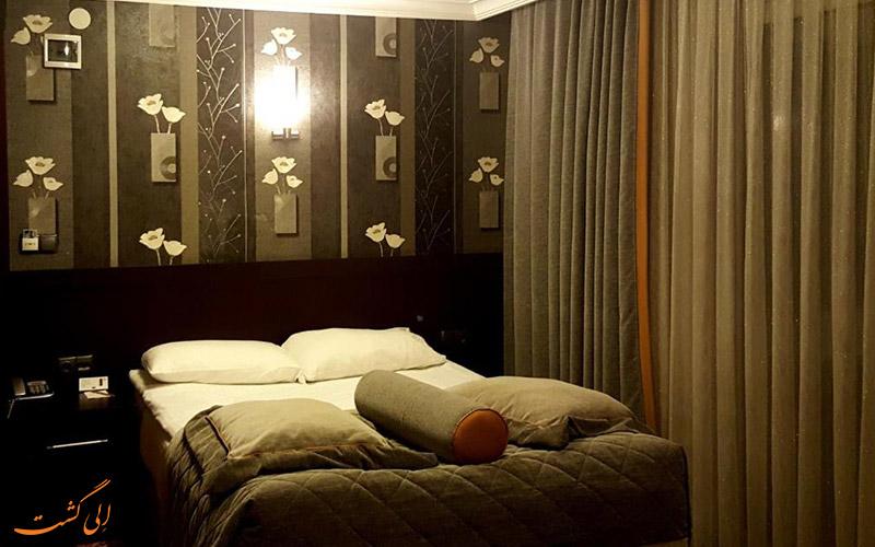 هتل لطیف اوغلو آنکارا | نمونه اتاق