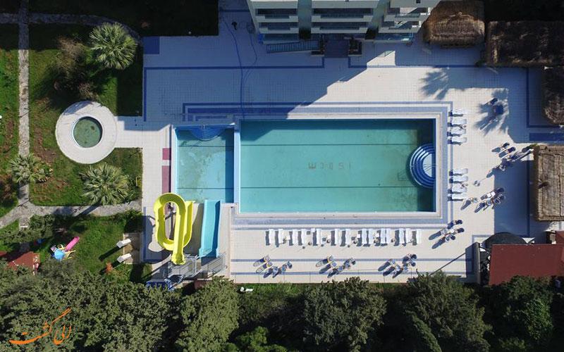 هتل لوانا سانتا ماریا در کوش آداسی | استخر
