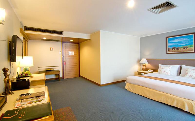 هتل منهتن بانکوک | نمونه اتاق