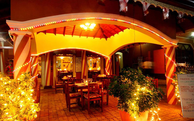 هتل پارادایس هالیدی ویلیج نگومبو   رستوران