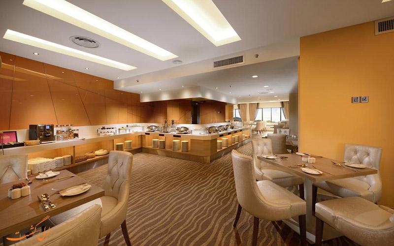 هتل سان وی جورج تاون پنانگ   رستوران