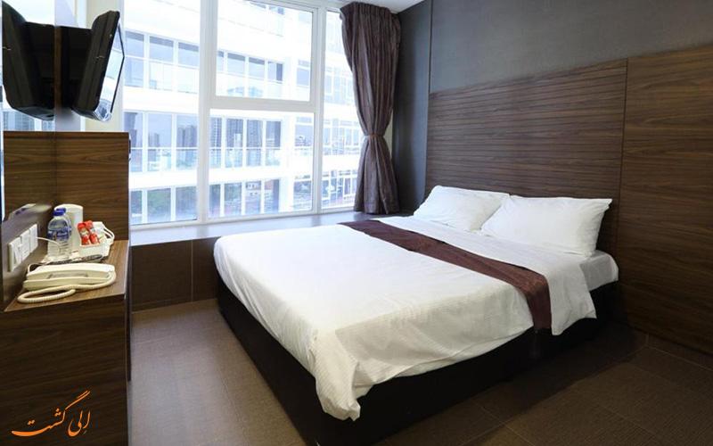 هتل ولیو تامسون سنگاپور | اتاق