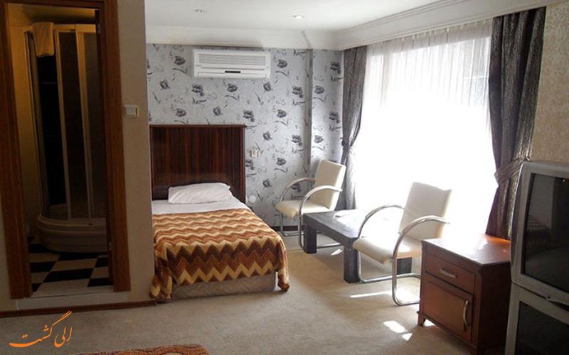 هتل کایا مادرید استانبول | اتاق