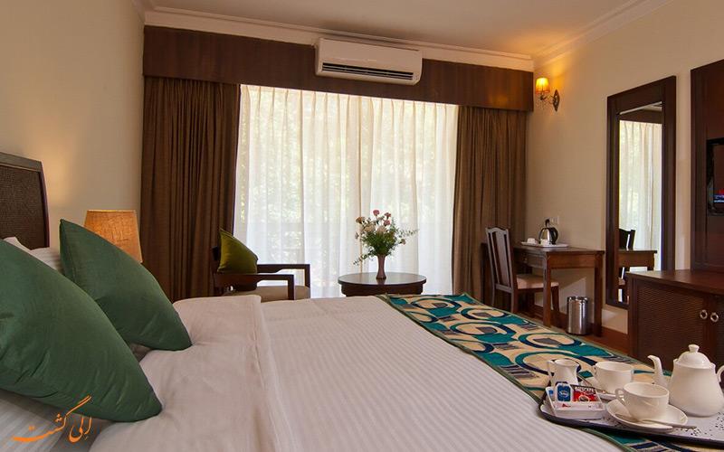 هتل ناگوا گرند گوا | اتاق