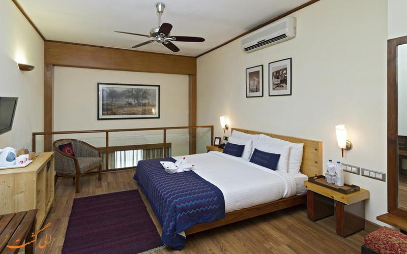 هتل کلارکس امر جیپور   نمونه اتاق 2