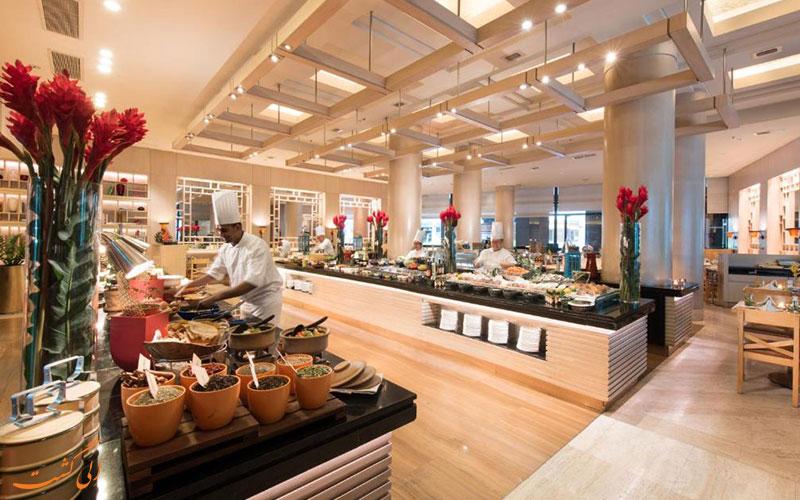 هتل کنراد سنتنیال سنگاپور | رستوران