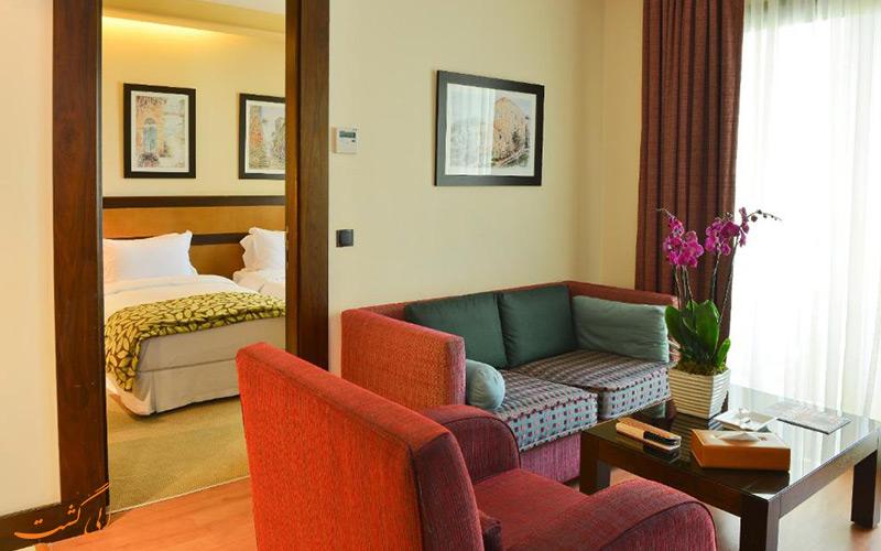 هتل کورال سوئیت الحمرا بیروت | سوئیت