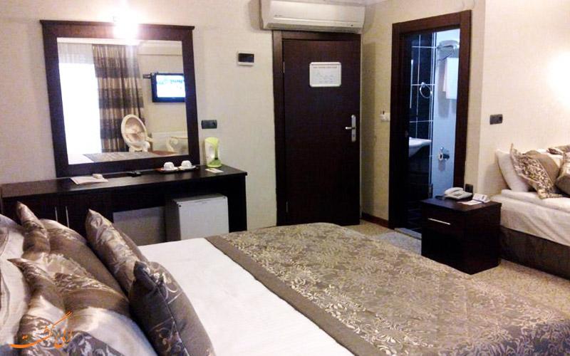 هتل لطیف اوغلو آنکارا | اتاق