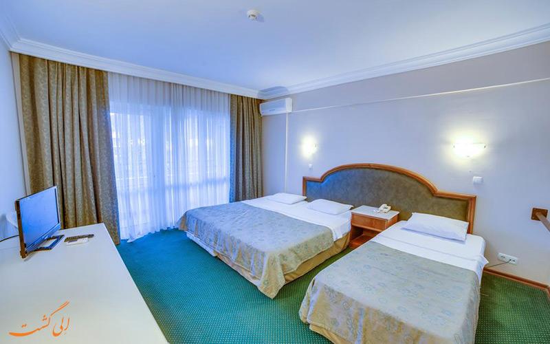 هتل لوانا سانتا ماریا در کوش آداسی | نمونه اتاق