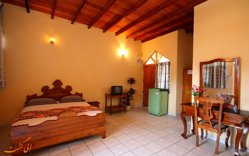 هتل پارادایس هالیدی ویلیج نگومبو   اتاق