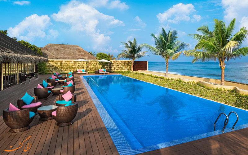 هتل شرایتون فول مون مالدیو | استخر