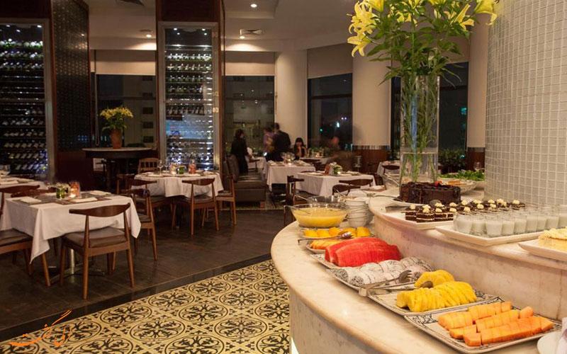 هتل سامرست گرند هانوی | رستوران