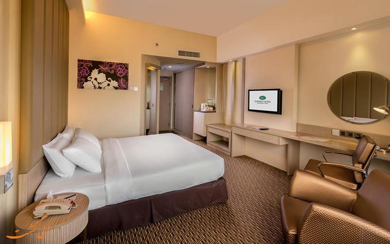 هتل سان وی جورج تاون پنانگ   اتاق