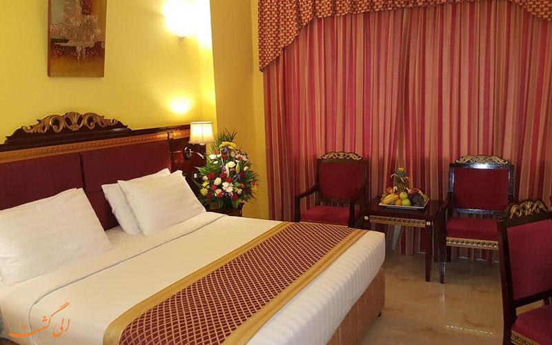 هتل کامفورت این دیره دبی | اتاق دبل