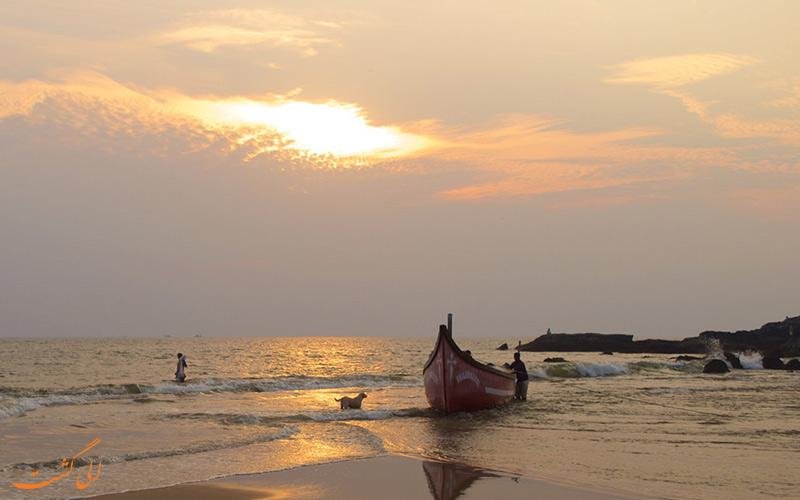 ساحل باگا