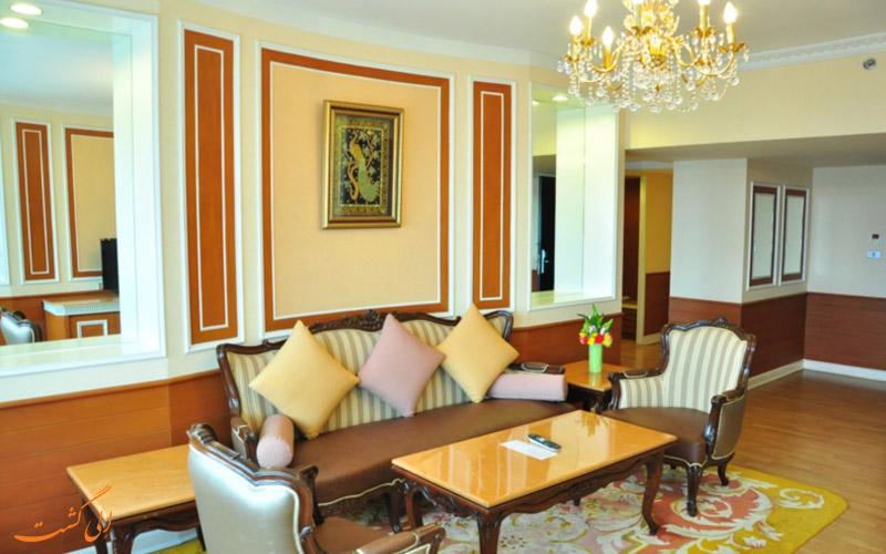 هتل آسیا بانکوک | سوییت