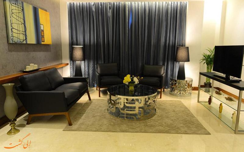 هتل کورال سوئیت الحمرا بیروت | نشیمن