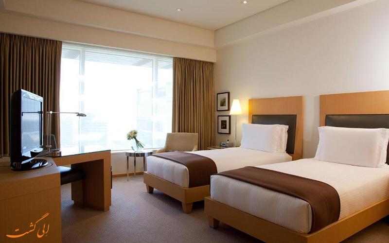 هتل گرند حیات سائوپائولو | نمونه اتاق