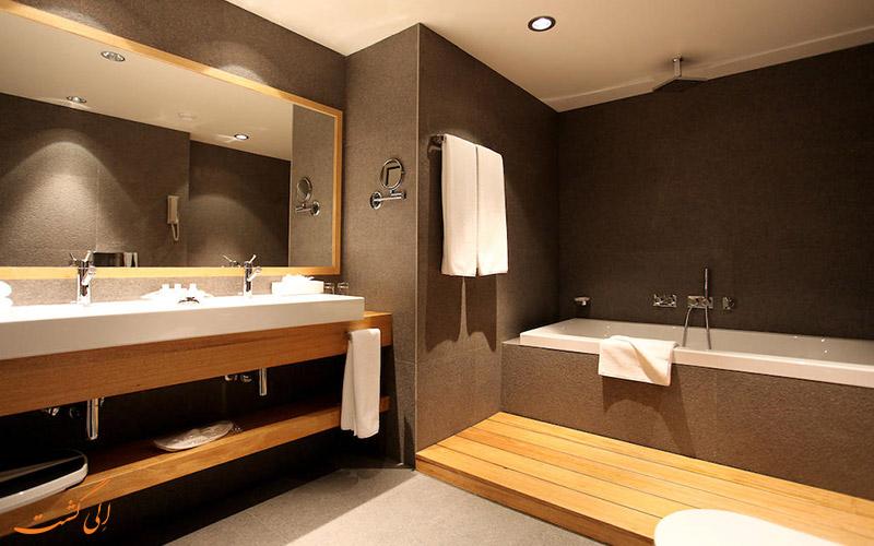 هتل هالیدی این تفلیس | سرویس حمام