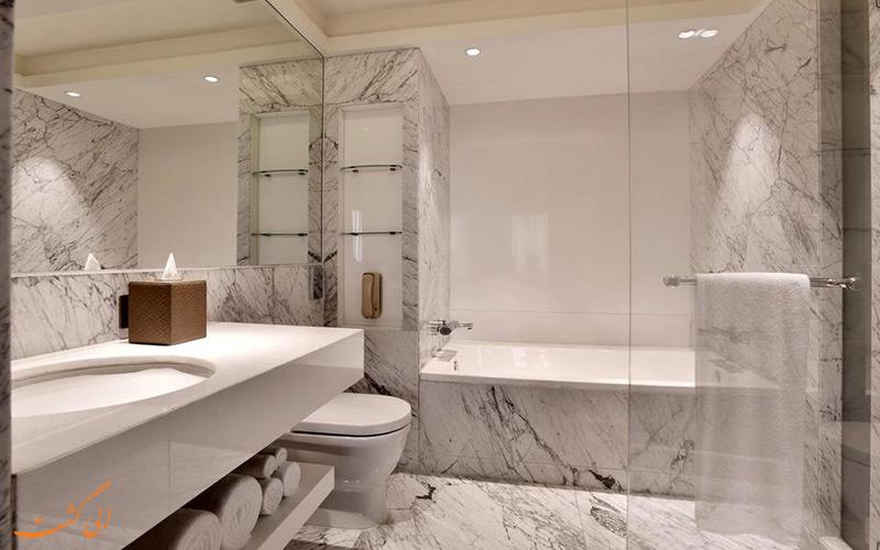هتل حیات ریجنسی دهلی | سرویس حمام