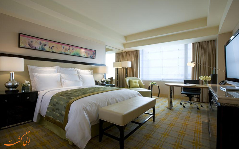 هتل جی دبلیو مریوت پکن | نمونه اتاق