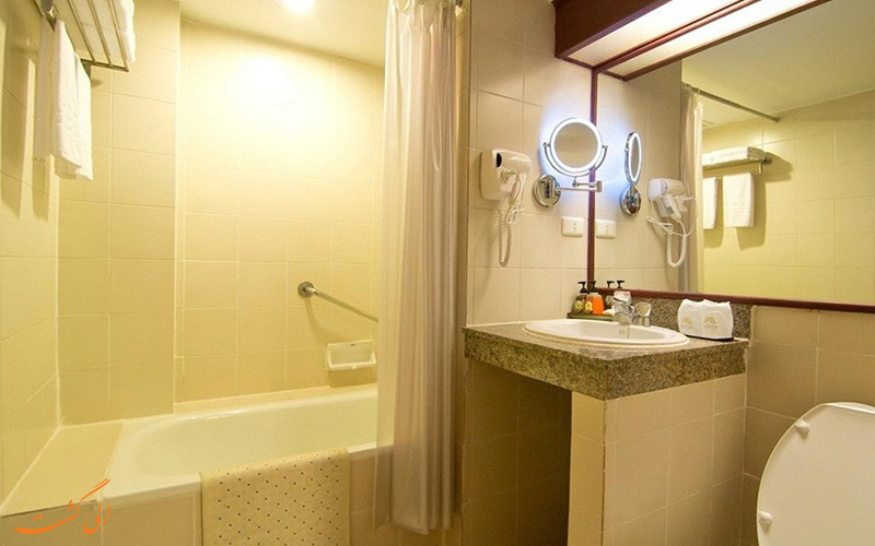 هتل منهتن بانکوک | حمام