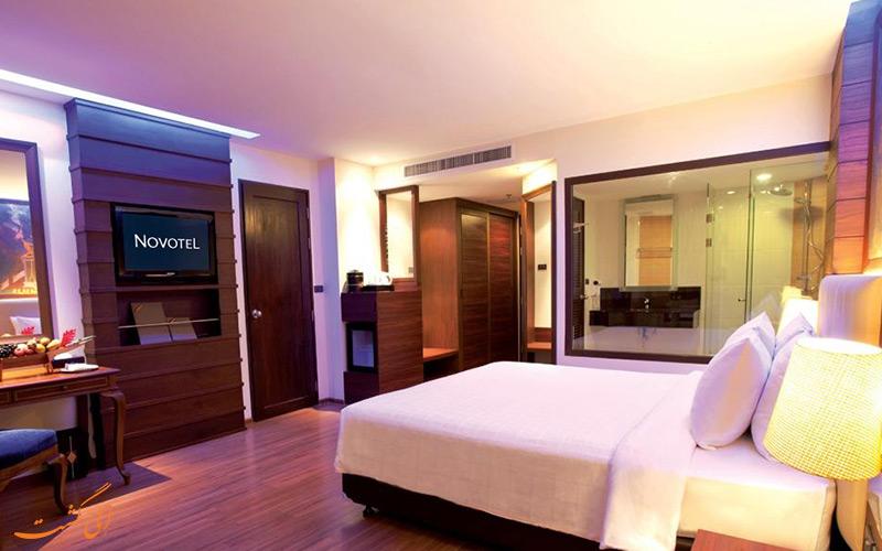 هتل نووتل ریزورت پوکت | نمونه اتاق