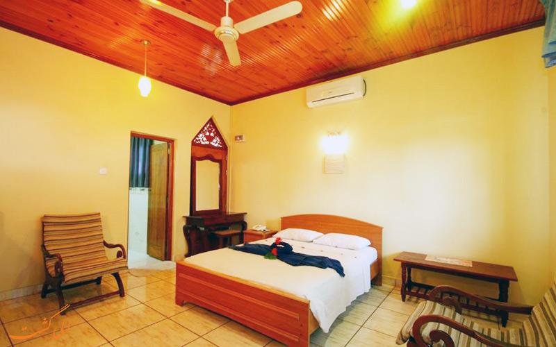 هتل پارادایس هالیدی ویلیج نگومبو | نمونه اتاق