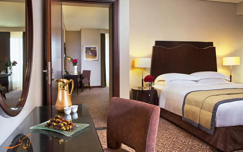 هتل رز ریحان بای روتانا دبی | اتاق