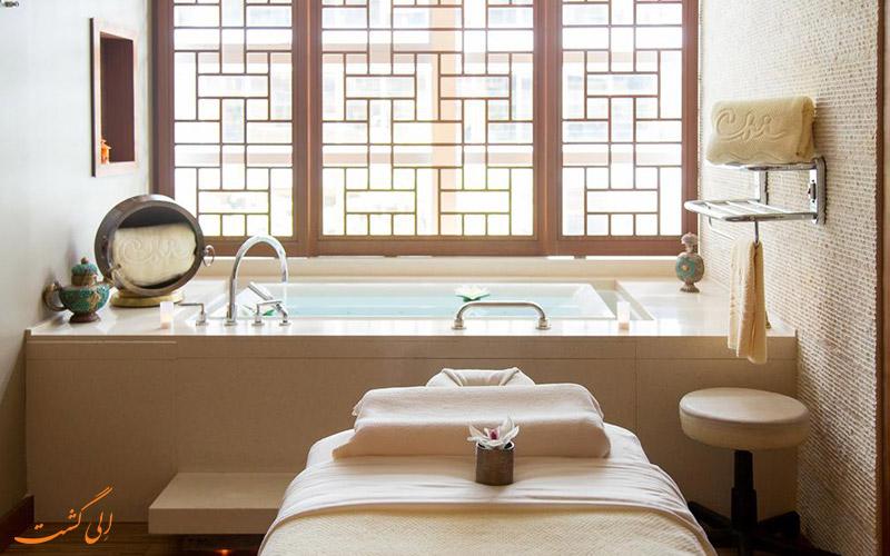 هتل شانگری لا ونکوور | سرویس حمام