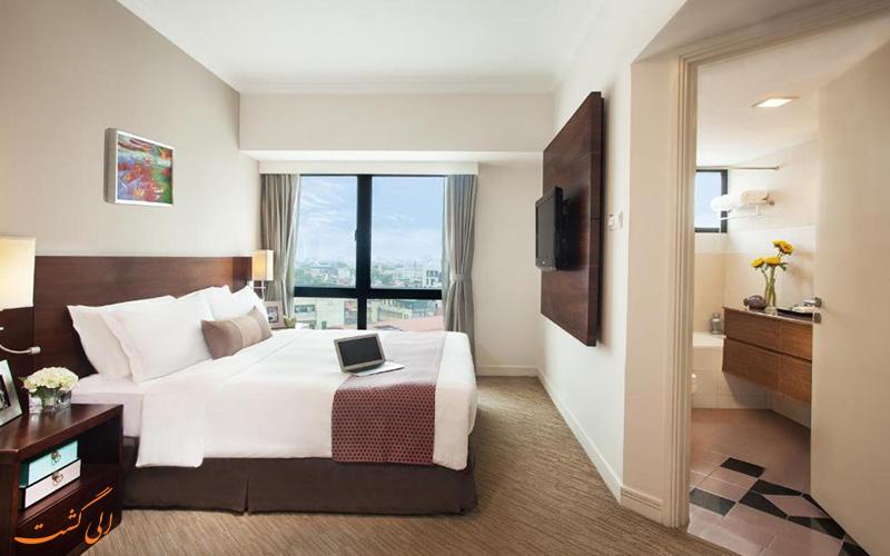 هتل سامرست گرند هانوی | اتاق