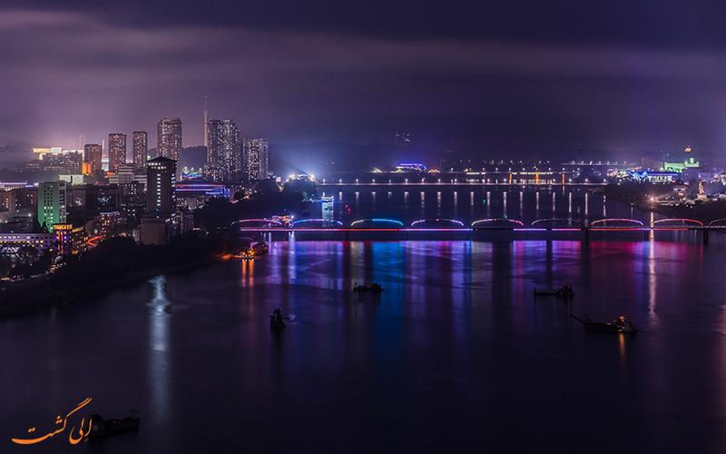 رودخانه تائدونگ