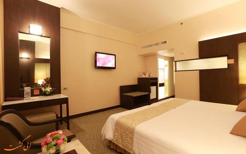 هتل آسیا بانکوک | اتاق دبل