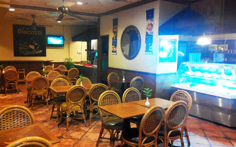 هتل داینستی کوالالامپور | رستوران