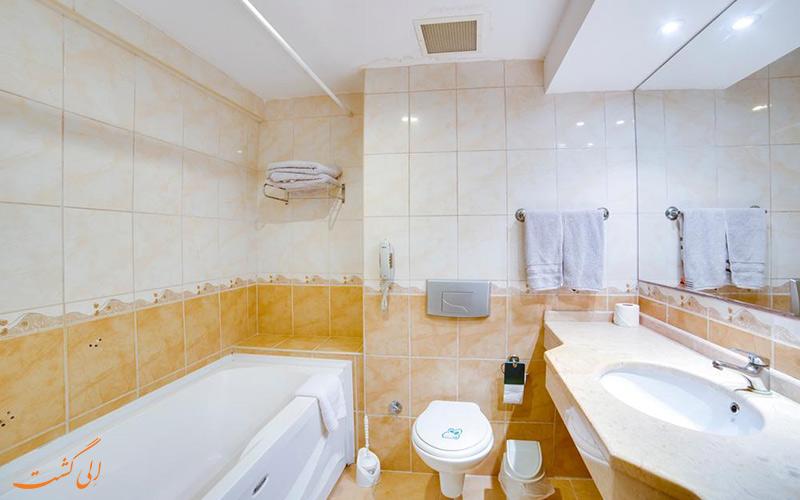 هتل لوانا سانتا ماریا در کوش آداسی | سرویس حمام