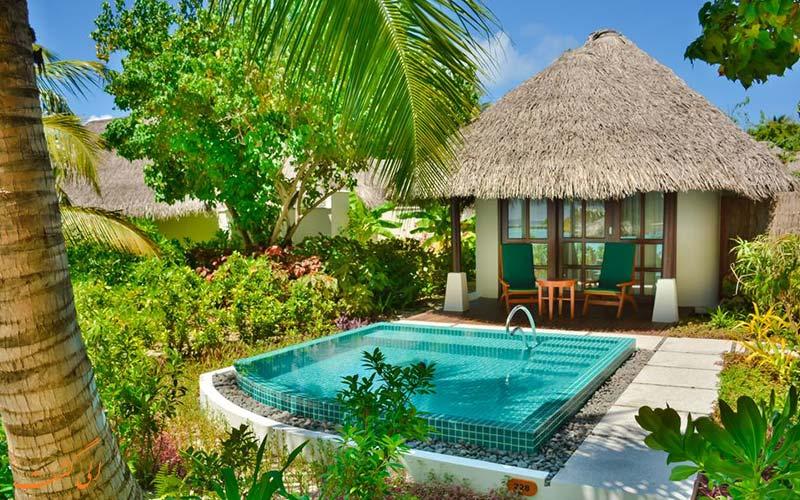 هتل شرایتون فول مون مالدیو | ویلا
