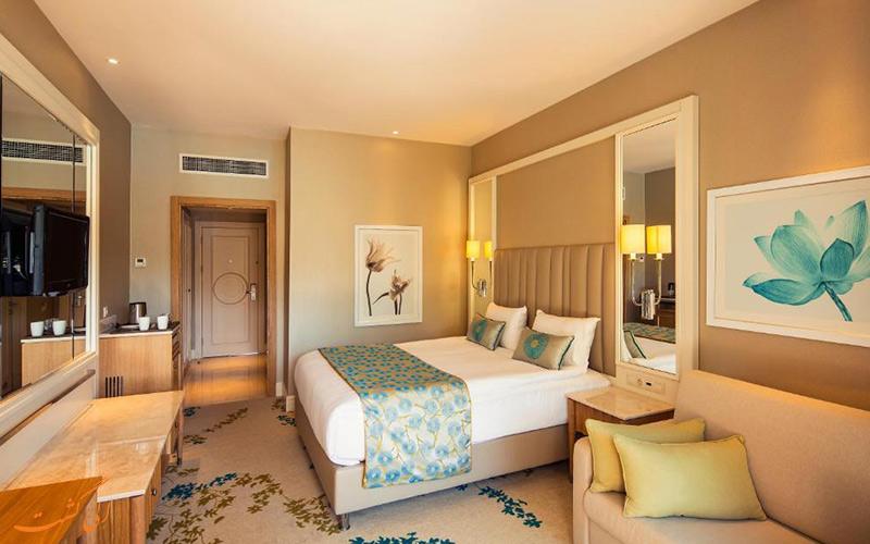 هتل تایتانیک بیچ لارا آنتالیا | اتاق دبل