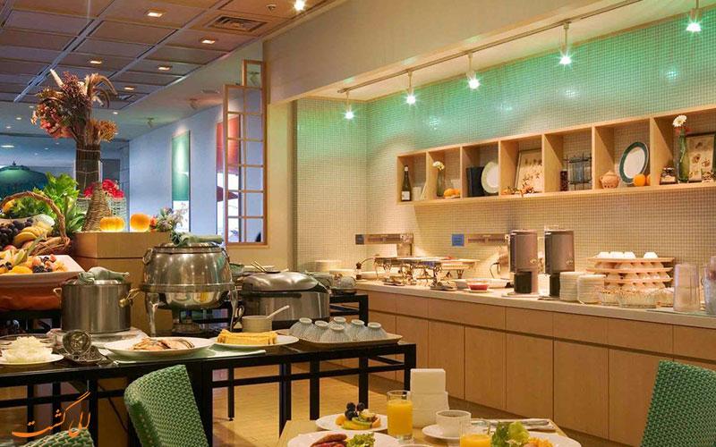 هتل مرکور ناریتا توکیو | رستوران