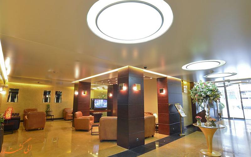هتل کورال سوئیت الحمرا بیروت | لابی
