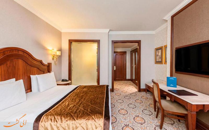 هتل الیت ورلد وان | نمونه اتاق