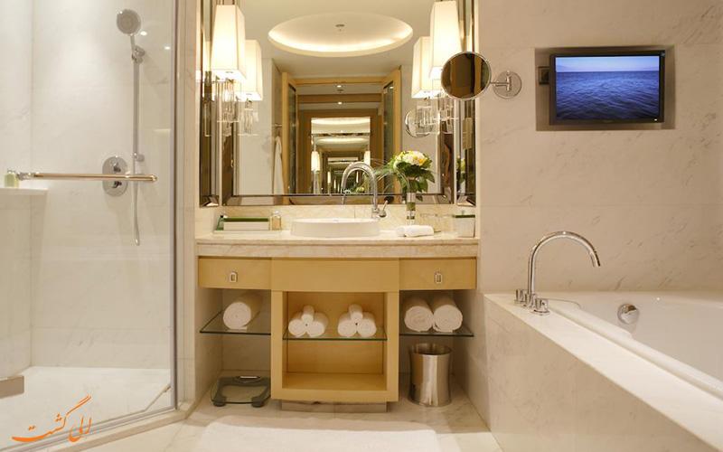 هتل جی دبلیو مریوت پکن | سرویس حمام