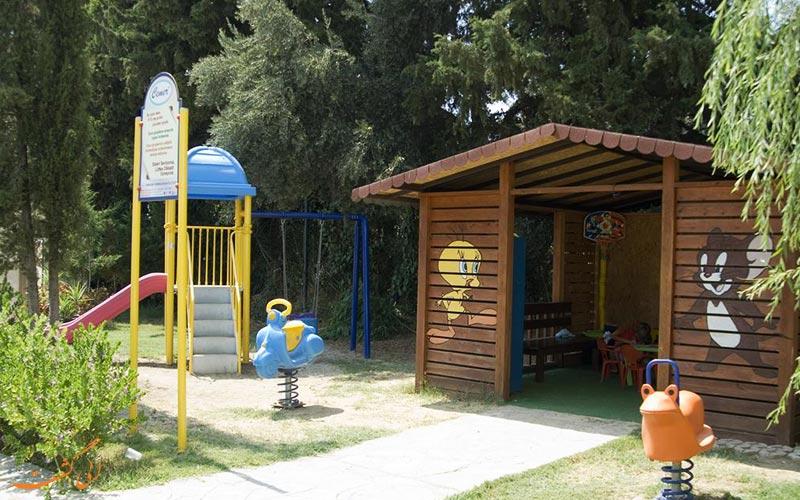 هتل لوانا سانتا ماریا در کوش آداسی | زمین بازی