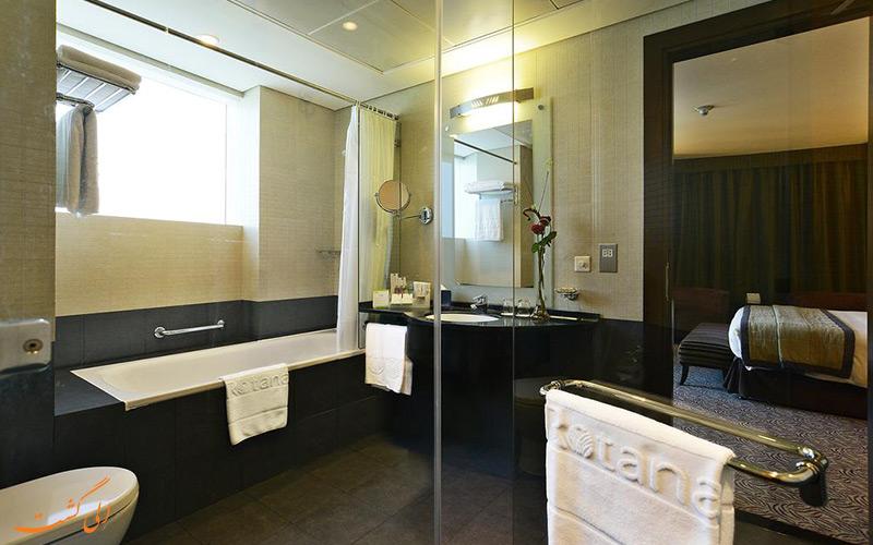 هتل رز ریحان بای روتانا دبی | سرویس حمام