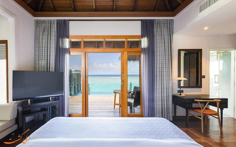 هتل شرایتون فول مون مالدیو | اتاق