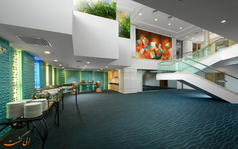 هتل سان وی جورج تاون پنانگ مالزی