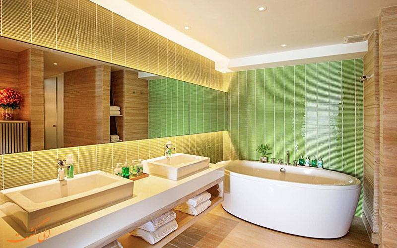 هتل آماری پوکت | سرویس حمام اتاق