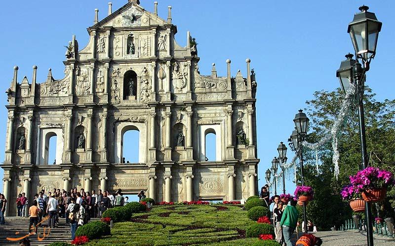 کلیسای چین