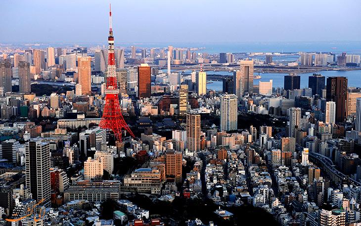 راهنمای سفر به توکیو