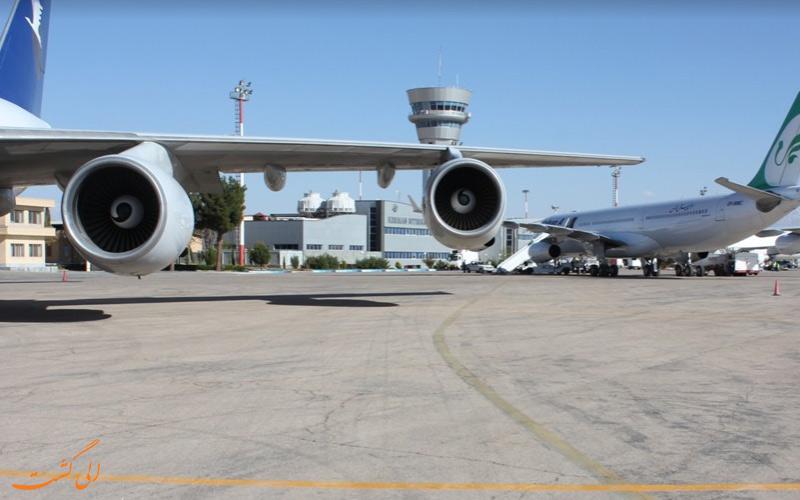 آشنایی با فرودگاه بین المللی کرمان