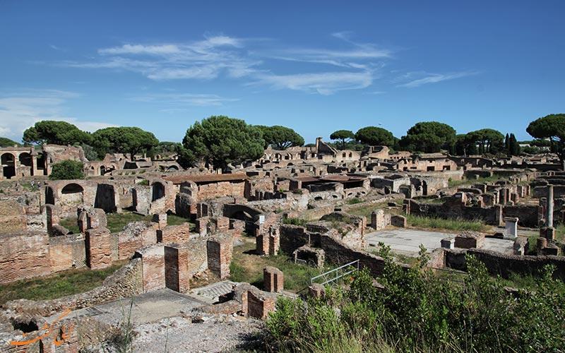 استیا آنتیکا در رم